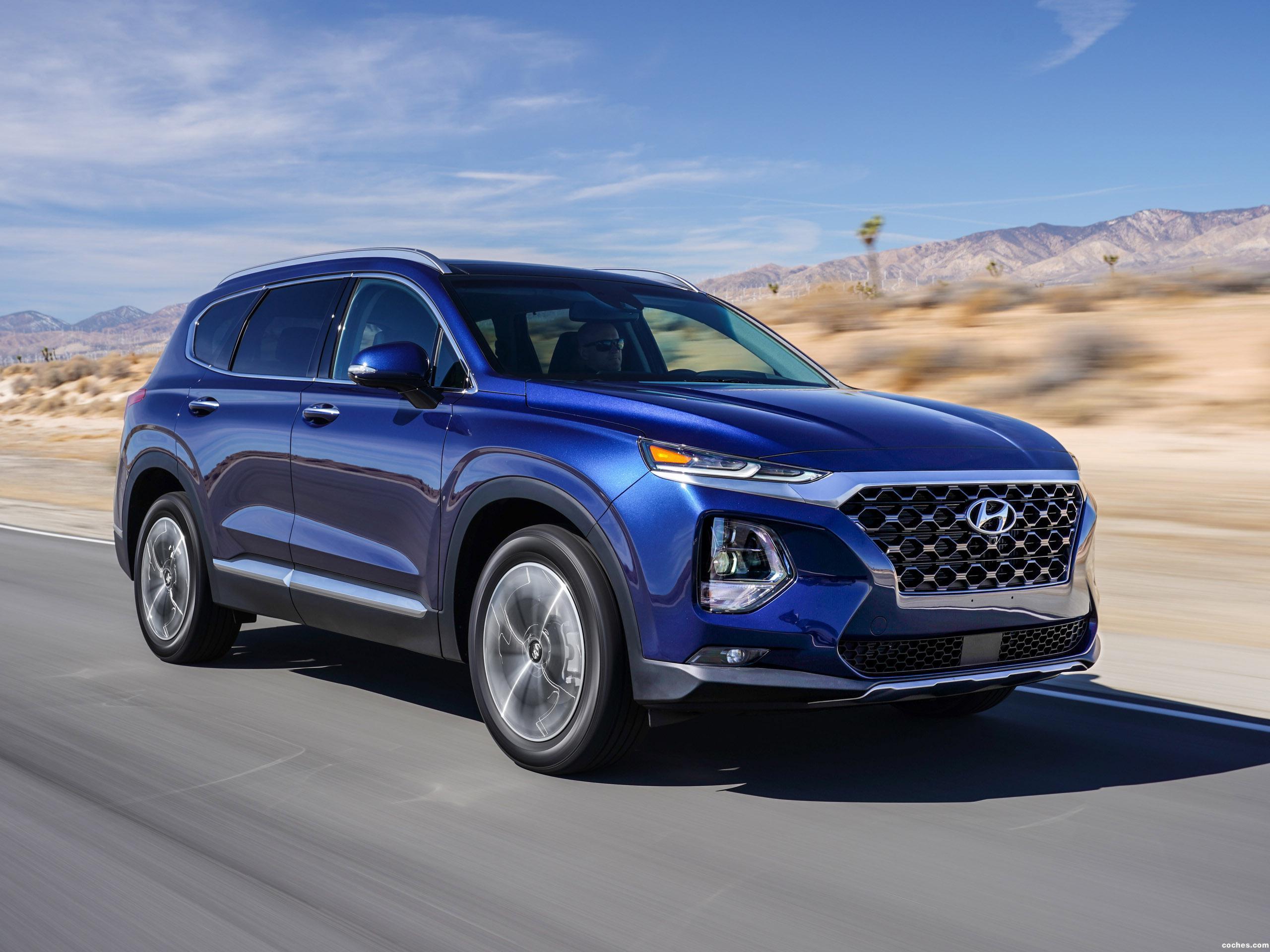 Foto 23 de Hyundai Santa Fe USA 2018