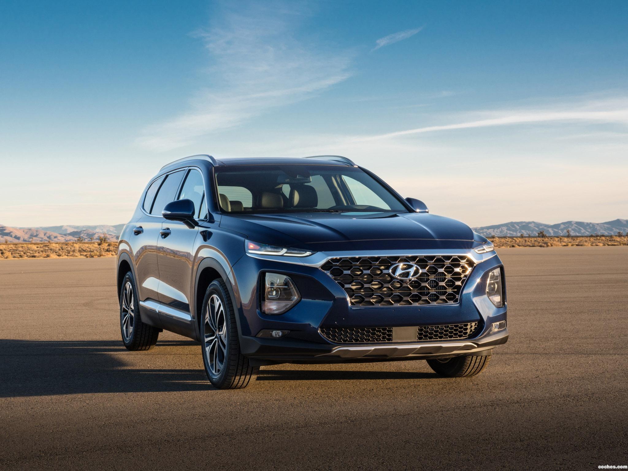 Foto 21 de Hyundai Santa Fe USA 2018