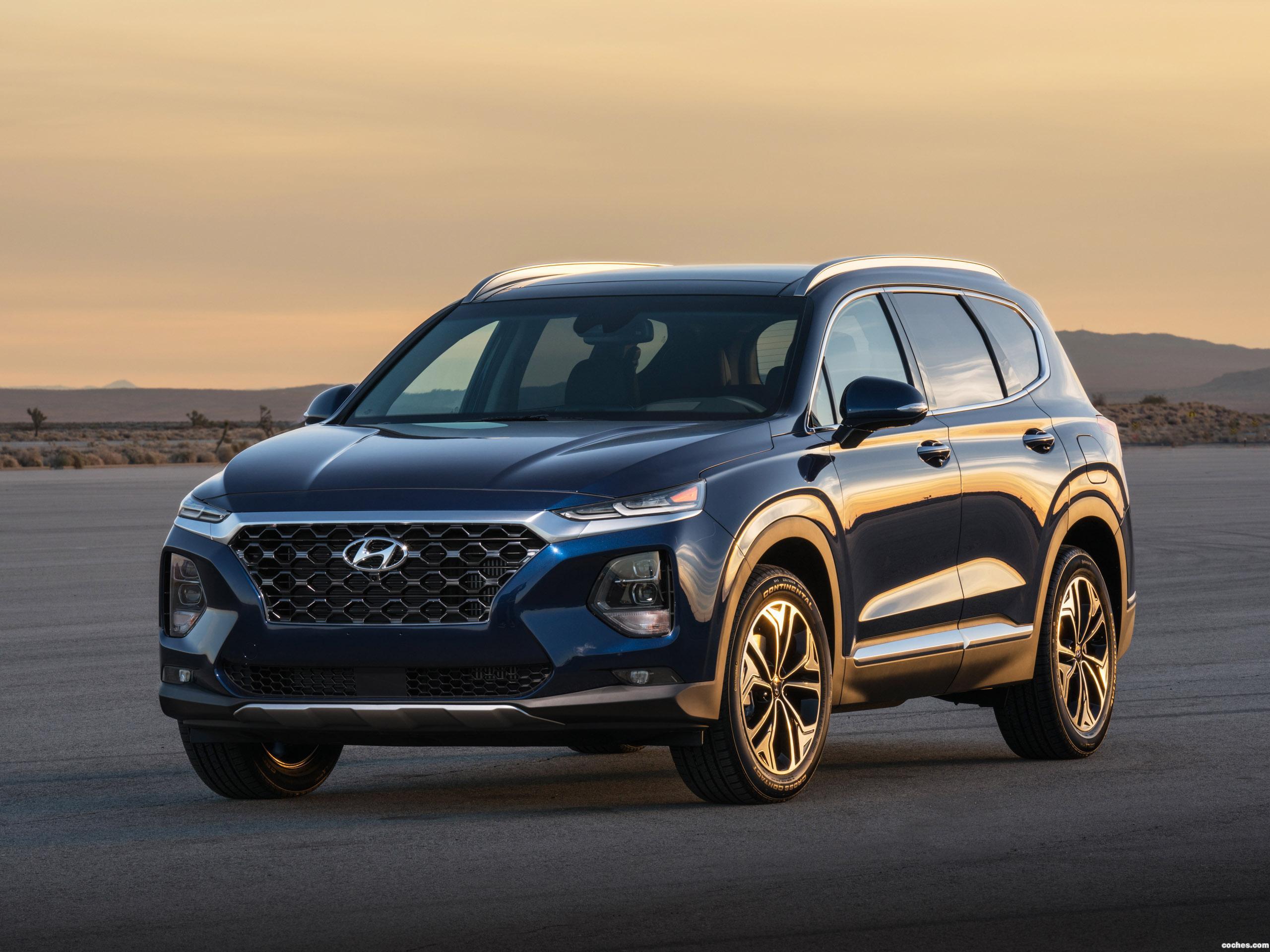 Foto 20 de Hyundai Santa Fe USA 2018