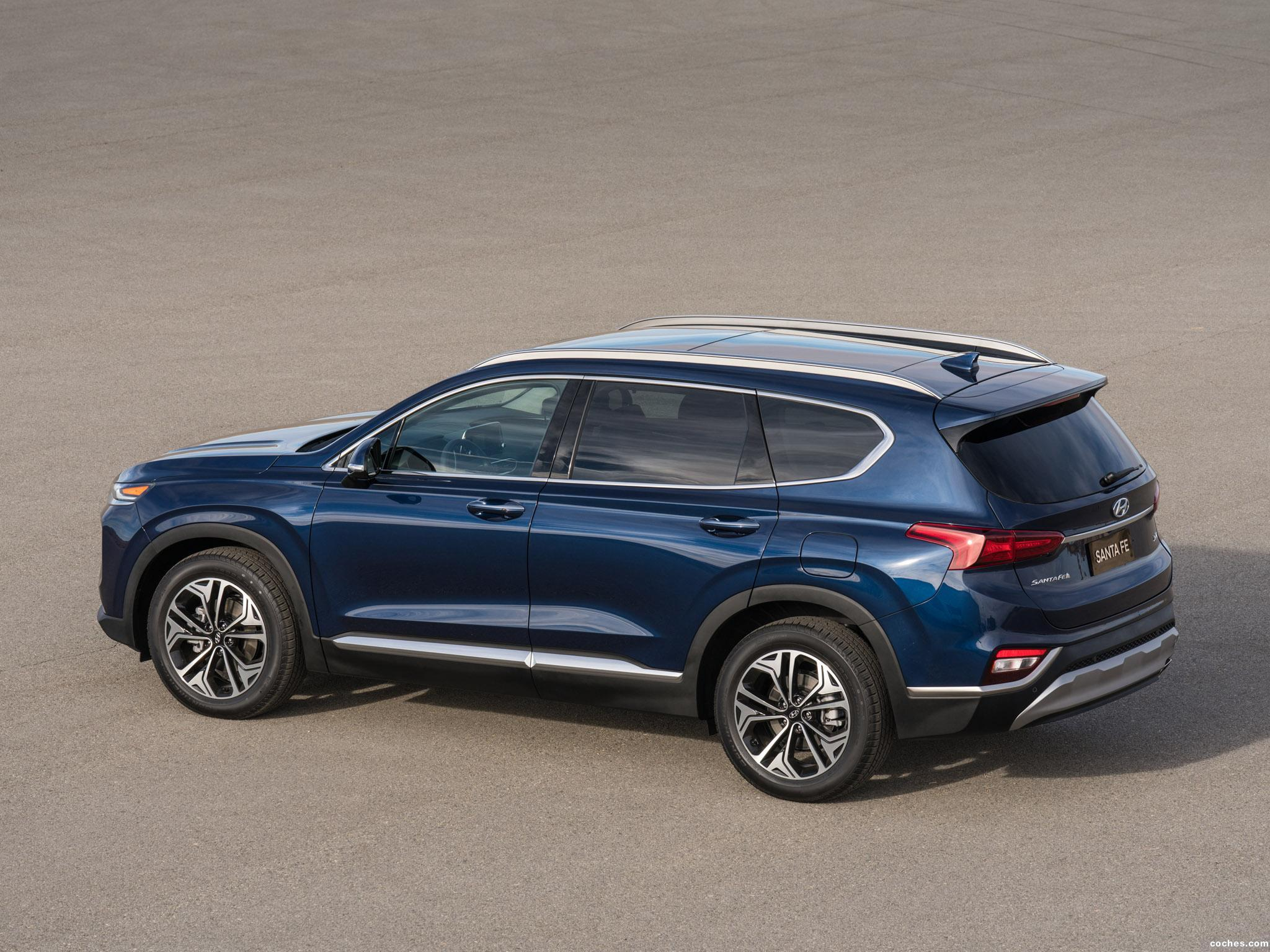 Foto 16 de Hyundai Santa Fe USA 2018