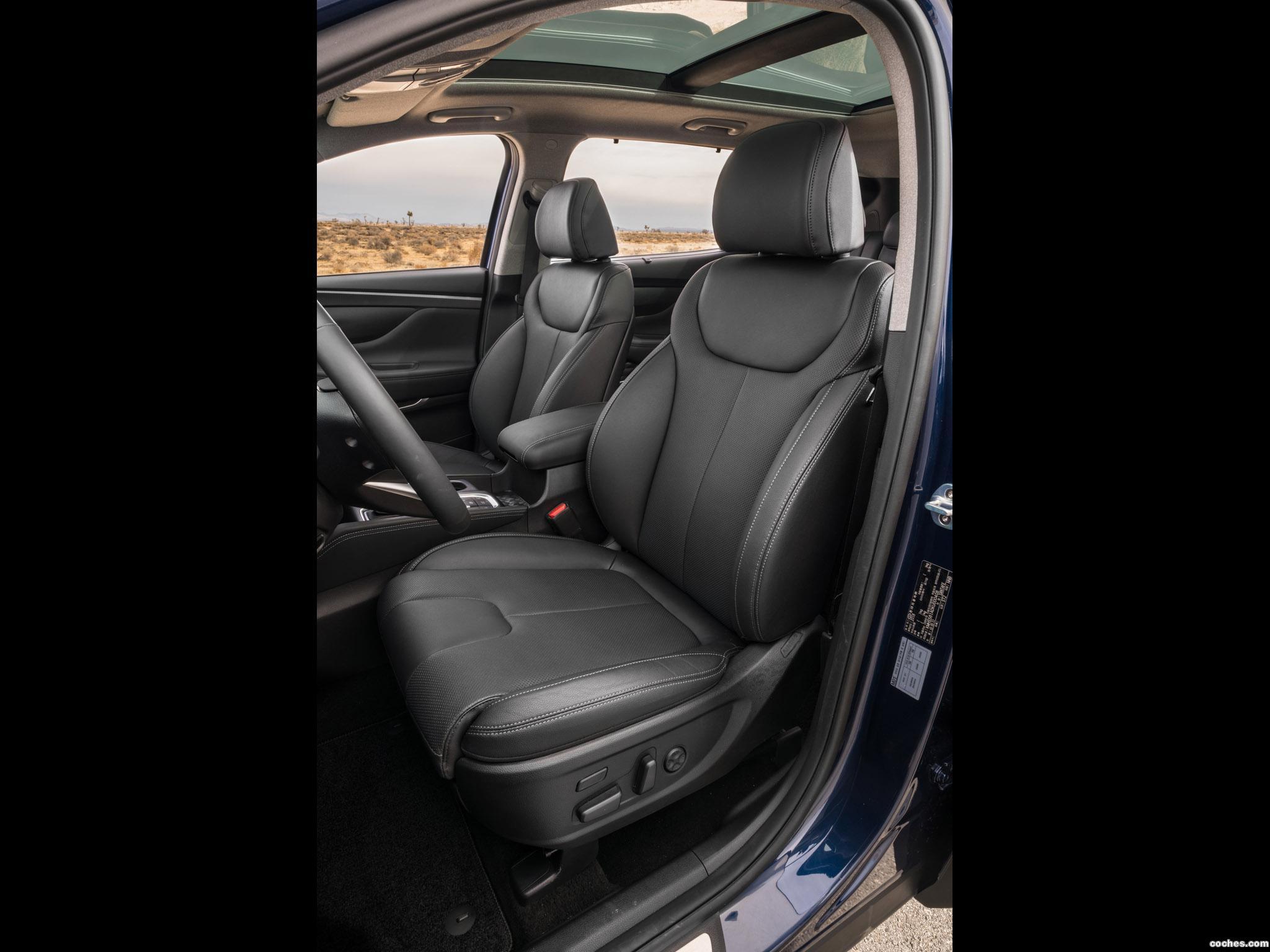 Foto 36 de Hyundai Santa Fe USA 2018