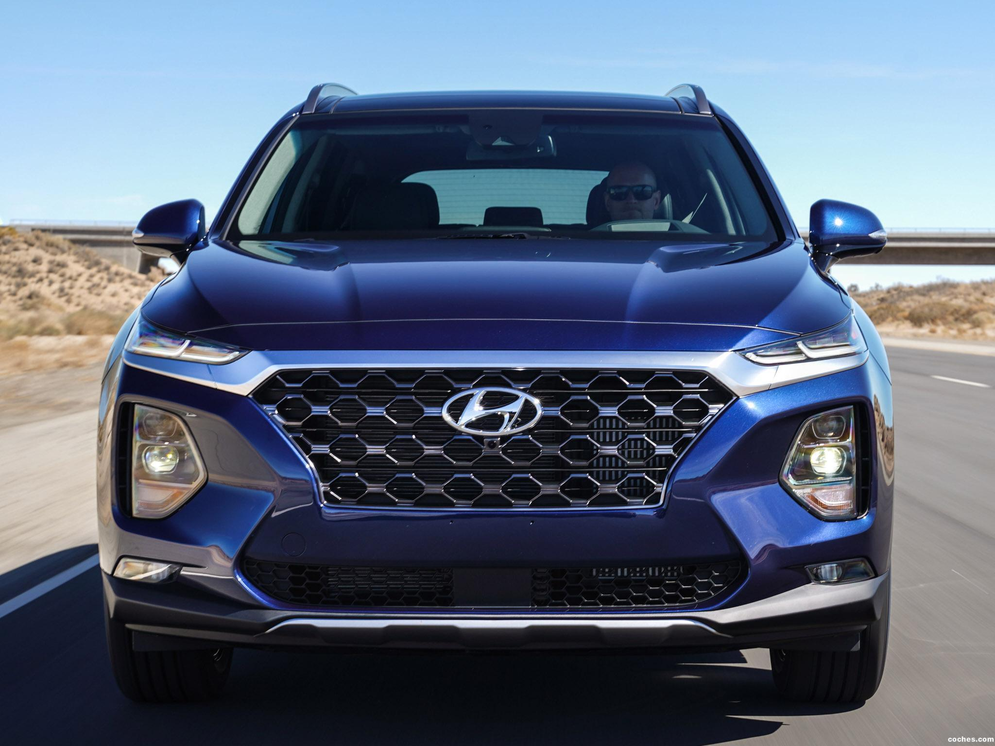 Foto 9 de Hyundai Santa Fe USA 2018