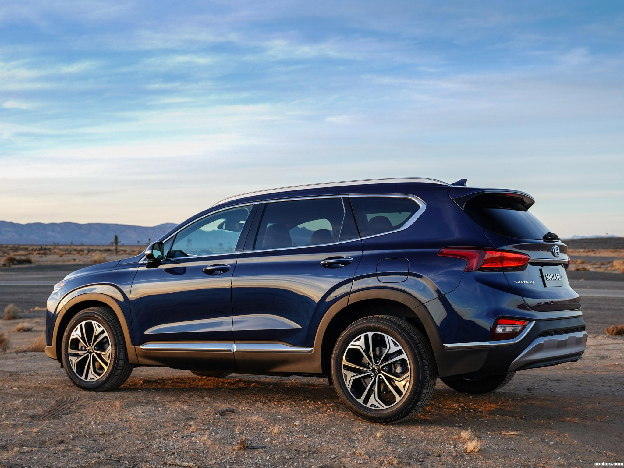 Foto 7 de Hyundai Santa Fe USA 2018