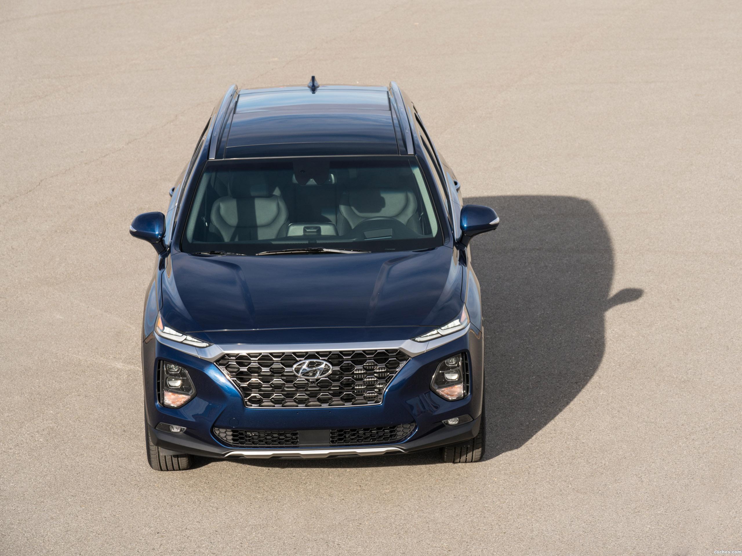 Foto 4 de Hyundai Santa Fe USA 2018
