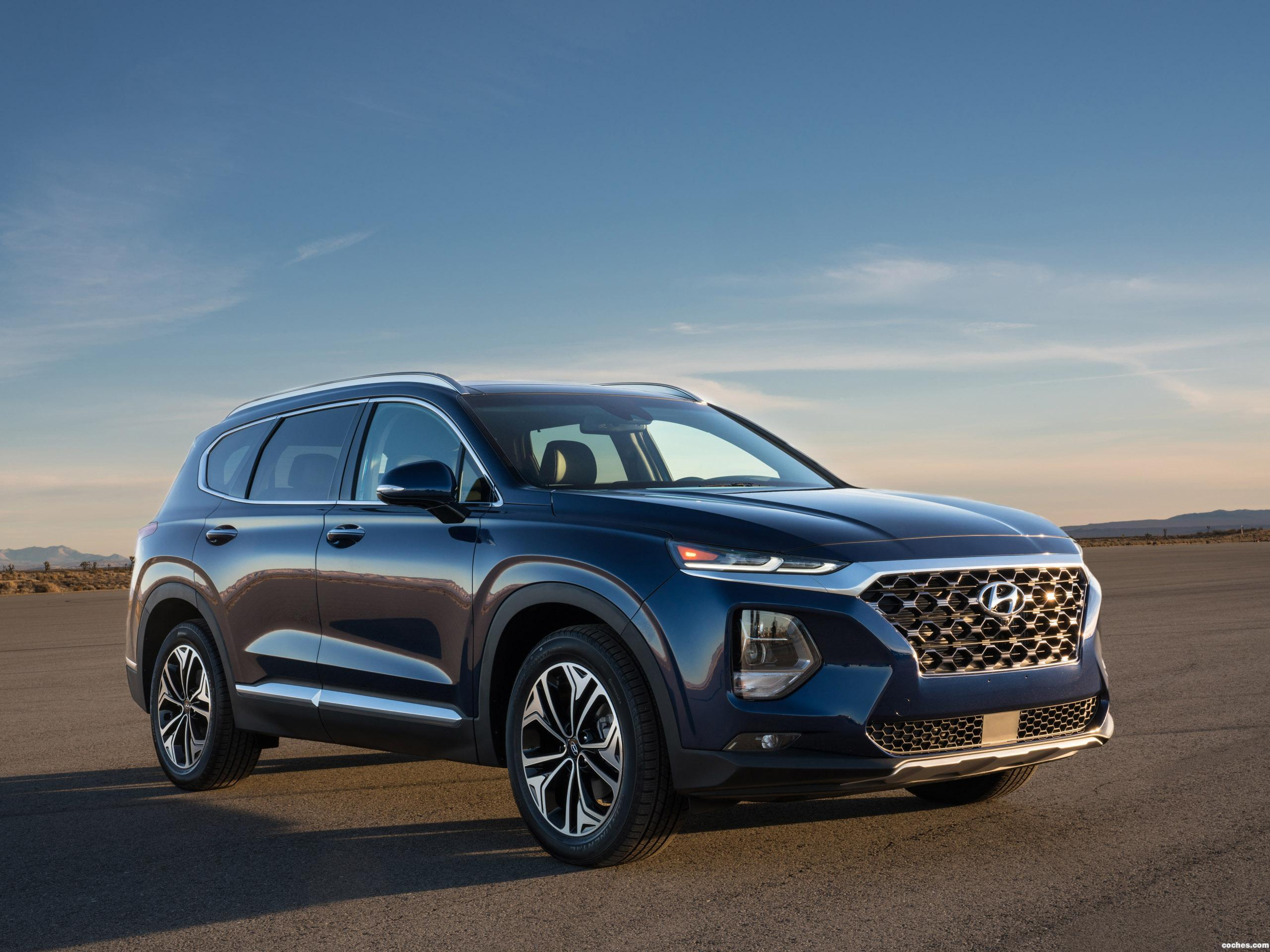 Foto 0 de Hyundai Santa Fe USA 2018