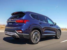 Ver foto 30 de Hyundai Santa Fe USA 2018