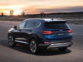 Ver foto 3 de Hyundai Santa Fe USA 2018