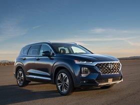 Fotos de Hyundai Santa Fe USA 2018