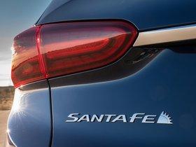 Ver foto 33 de Hyundai Santa Fe USA 2018