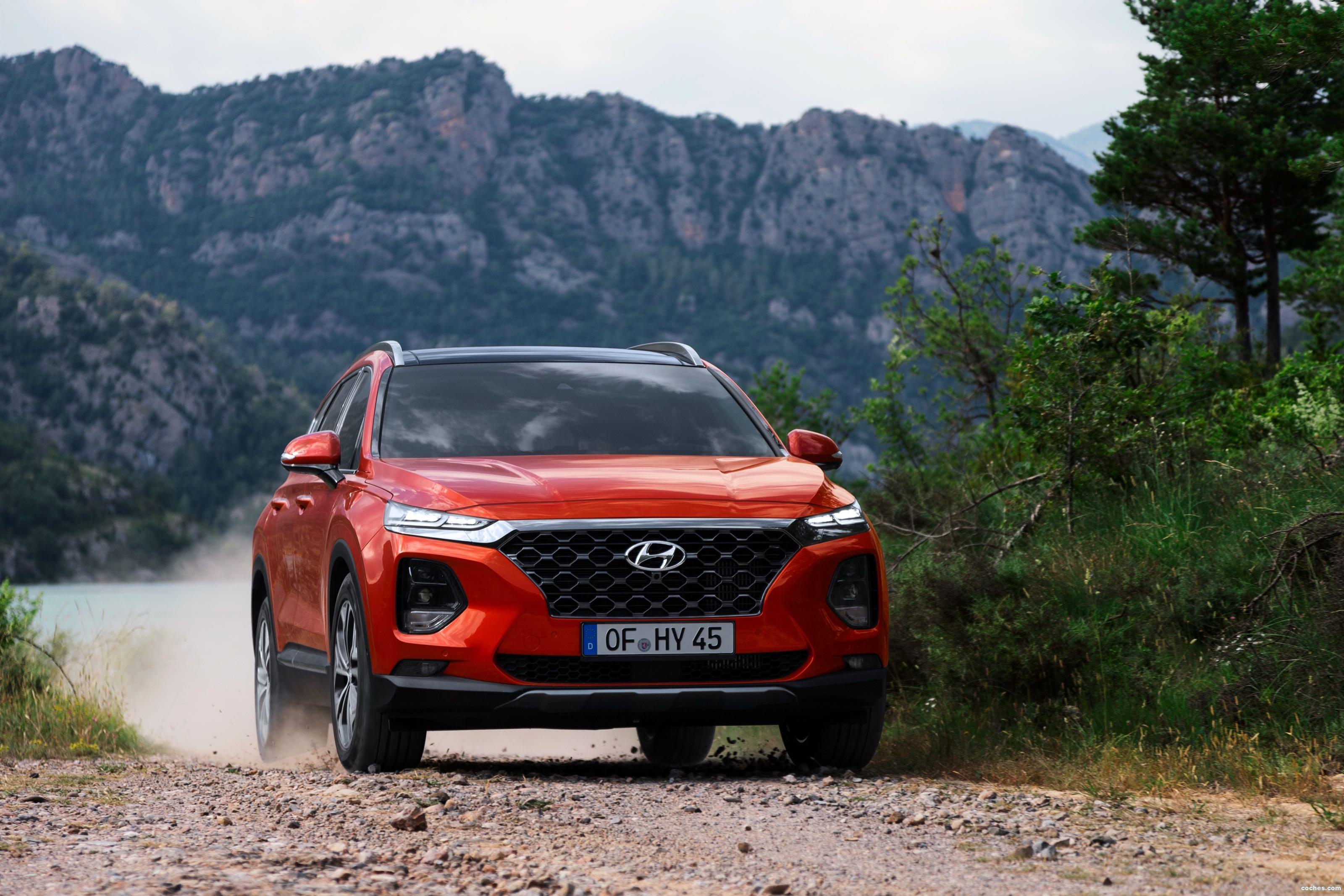 Foto 20 de Hyundai Santa Fe HTRAC 2018