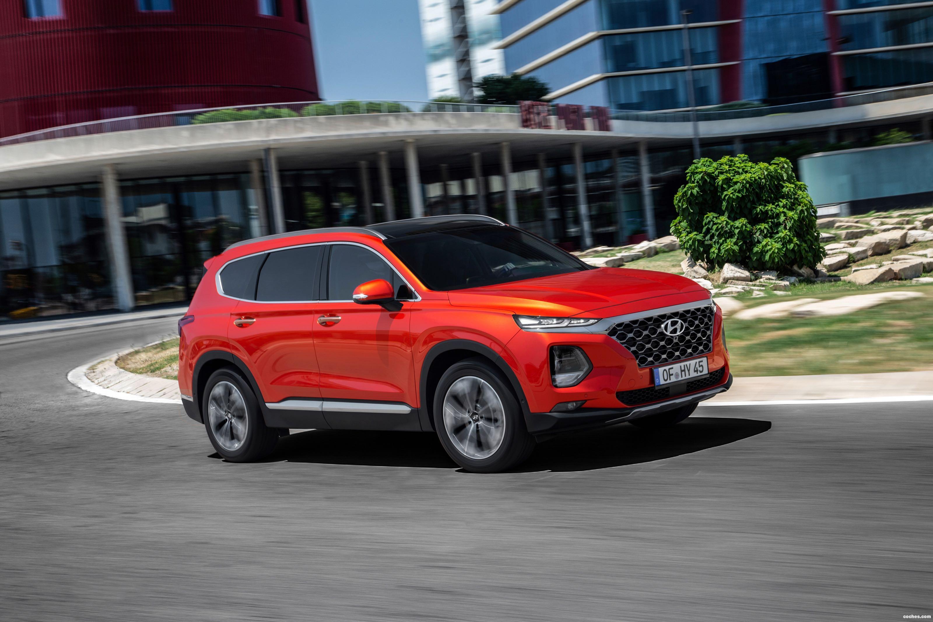 Foto 13 de Hyundai Santa Fe HTRAC 2018