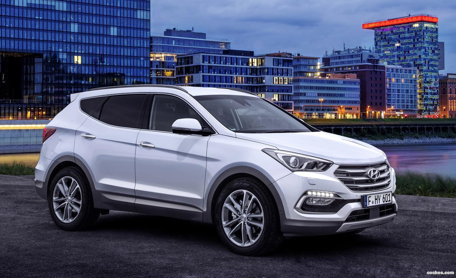 Foto 0 de Hyundai Santa Fe 2015