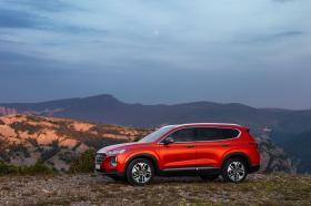 Ver foto 40 de Hyundai Santa Fe HTRAC 2018
