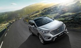 Ver foto 18 de Hyundai Grand Santa Fe 2014