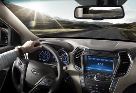 Ver foto 11 de Hyundai Grand Santa Fe 2014