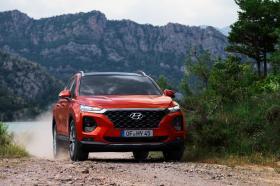 Ver foto 21 de Hyundai Santa Fe HTRAC 2018