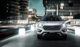 Ver foto 15 de Hyundai Grand Santa Fe 2014