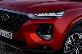 Ver foto 35 de Hyundai Santa Fe HTRAC 2018