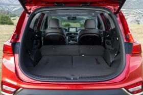 Ver foto 31 de Hyundai Santa Fe HTRAC 2018
