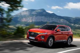 Ver foto 6 de Hyundai Santa Fe HTRAC 2018