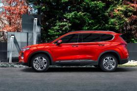 Fotos de Hyundai Santa Fe HTRAC 2018