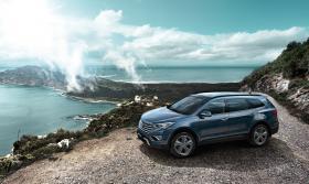 Ver foto 8 de Hyundai Grand Santa Fe 2014