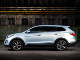 Ver foto 4 de Hyundai Grand Santa Fe 2014