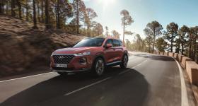 Ver foto 12 de Hyundai Santa Fe HTRAC 2018