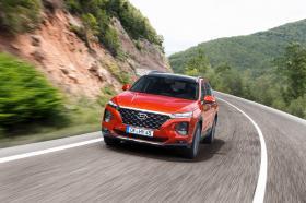 Ver foto 22 de Hyundai Santa Fe HTRAC 2018