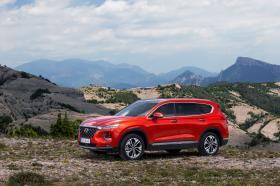 Ver foto 16 de Hyundai Santa Fe HTRAC 2018