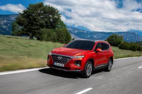 Ver foto 5 de Hyundai Santa Fe HTRAC 2018