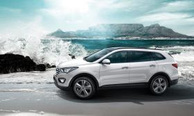 Ver foto 12 de Hyundai Grand Santa Fe 2014