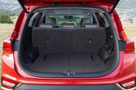 Ver foto 32 de Hyundai Santa Fe HTRAC 2018