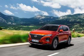Ver foto 7 de Hyundai Santa Fe HTRAC 2018