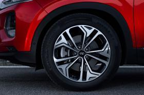 Ver foto 33 de Hyundai Santa Fe HTRAC 2018