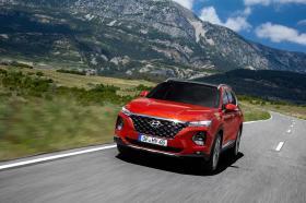 Ver foto 3 de Hyundai Santa Fe HTRAC 2018