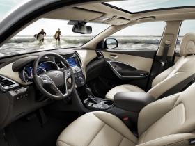 Ver foto 10 de Hyundai Grand Santa Fe 2014