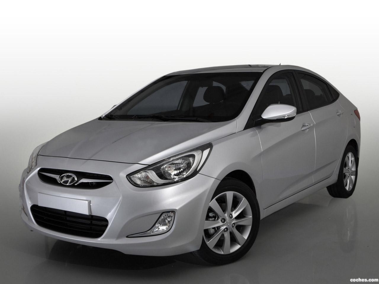Foto 0 de Hyundai Solaris 2010