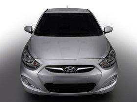 Ver foto 4 de Hyundai Solaris 2010
