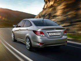 Ver foto 9 de Hyundai Solaris 2010