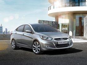 Ver foto 8 de Hyundai Solaris 2010