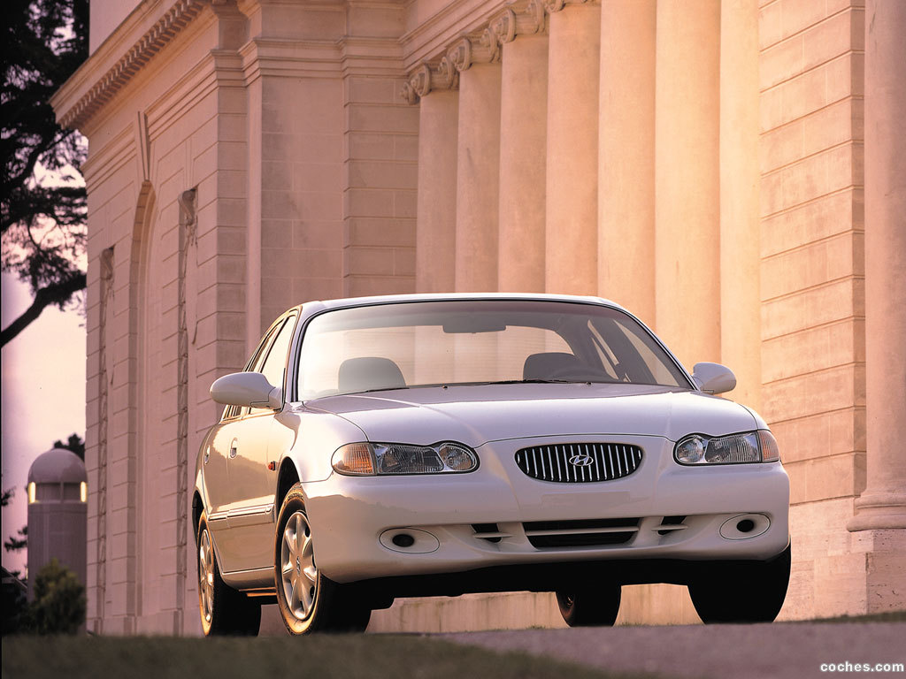 Foto 0 de Hyundai Sonata 1996
