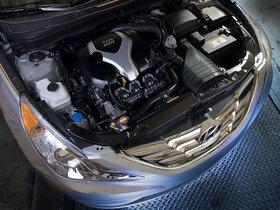 Ver foto 9 de Hyundai Sonata 2.0 Turbocharged GDI 2010