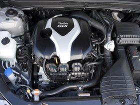 Ver foto 7 de Hyundai Sonata 2.0 Turbocharged GDI 2010