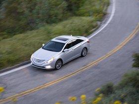 Ver foto 4 de Hyundai Sonata 2.0 Turbocharged GDI 2010