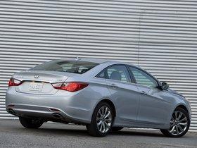 Ver foto 3 de Hyundai Sonata 2.0 Turbocharged GDI 2010