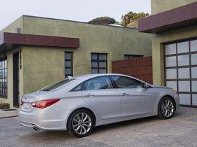 Ver foto 2 de Hyundai Sonata 2.0 Turbocharged GDI 2010
