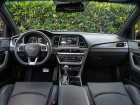 Ver foto 35 de Hyundai Sonata 2.0T LF USA 2017