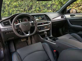 Ver foto 34 de Hyundai Sonata 2.0T LF USA 2017