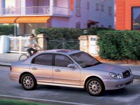 Ver foto 4 de Hyundai Sonata 2001
